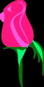 Tiny Flower Clip Art.
