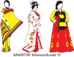Korean tradition Clip Art Royalty Free. 751 korean tradition.
