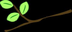 Twig Clip Art at Clker.com.