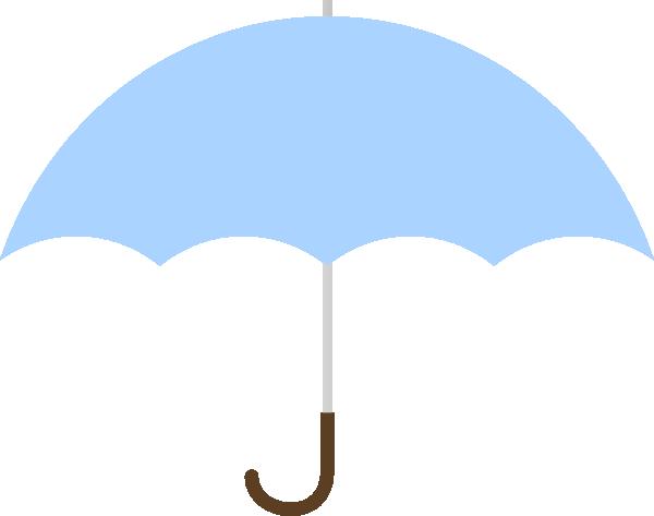 Umbrella clipart #13