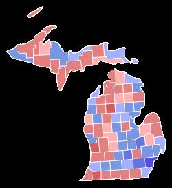 United States Senate election in Michigan, 2014.
