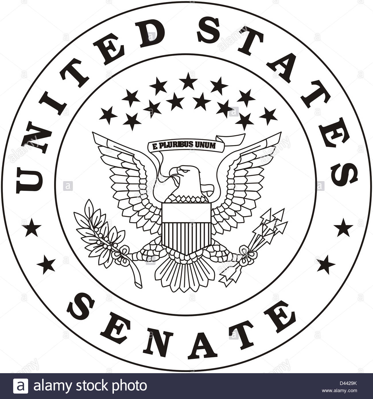 Showing post & media for United states senate symbol.