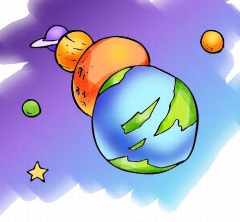 Universe Clip Art Free.