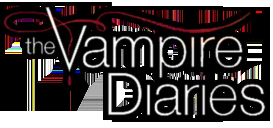 Vampire Diaries Logo.