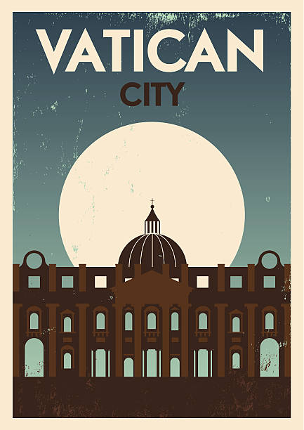 Vatican City Clip Art, Vector Images & Illustrations.