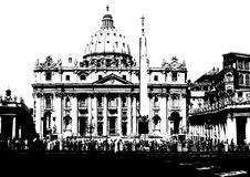 Vatican Stock Illustrations.