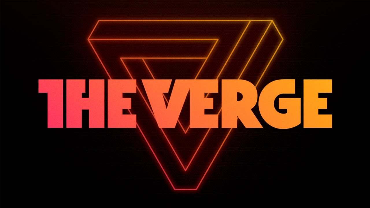 Brand New: New Logo and Identity for The Verge done In.