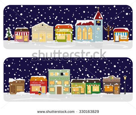 Main Street Stock Vectors, Images & Vector Art.