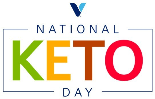 The Vitamin Shoppe® Dubs January 5th National Keto Day.