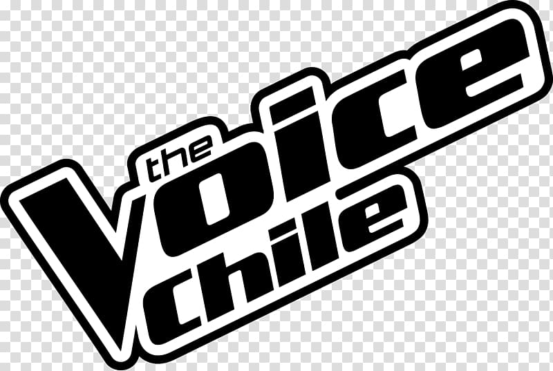 Television show Logo The Voice Reality television, axe logo.