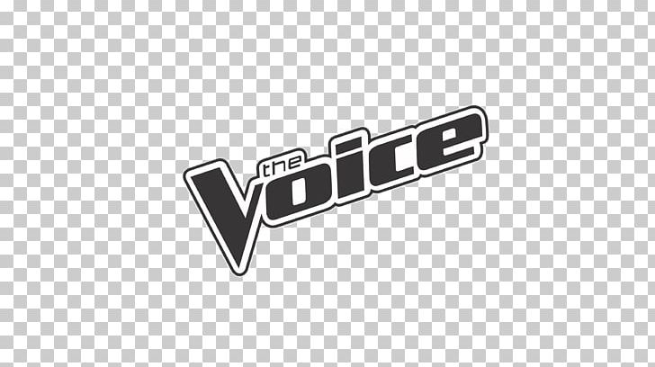 The Voice Logo Black And White PNG, Clipart, Iconic Brands.