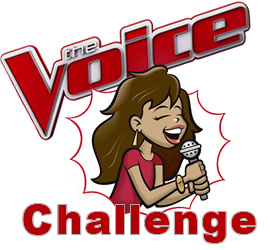 The Voice Clipart.