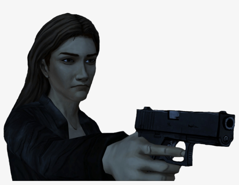 Walking Dead Video Game Png.
