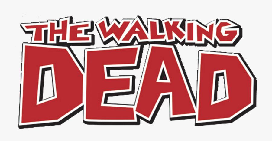 Walking Dead Comic Title , Free Transparent Clipart.