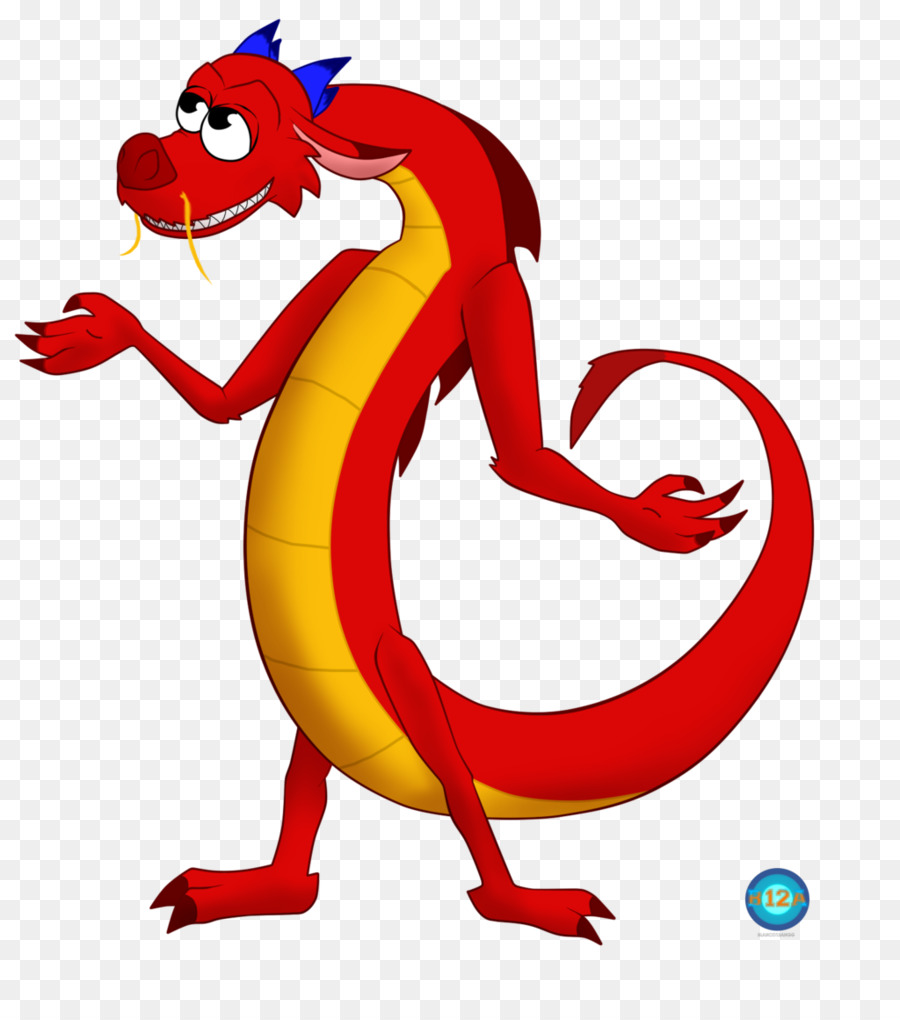 Mushu Character The Walt Disney Company Clip art.
