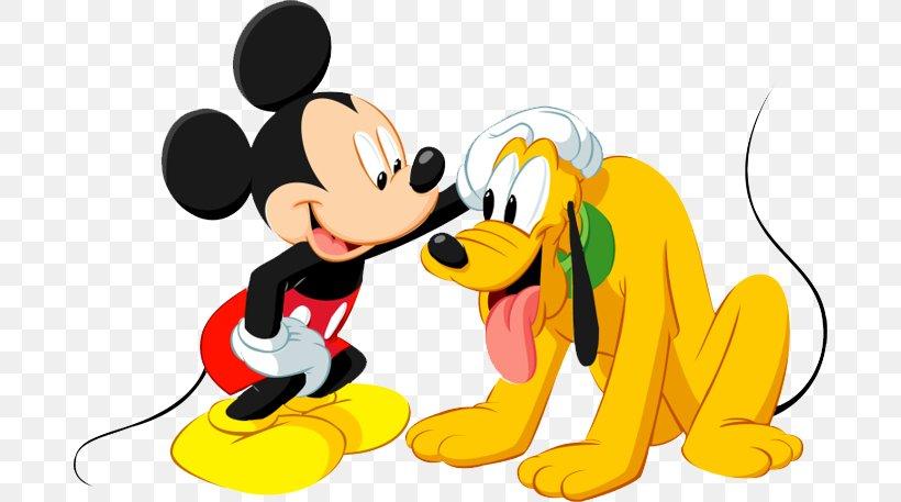 Mickey Mouse Clip Art Image The Walt Disney Company Pluto.