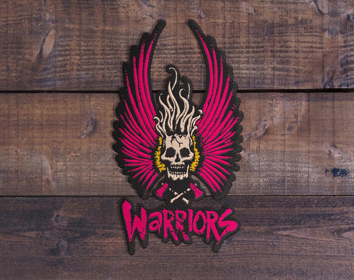 The Warriors logos on Behance.