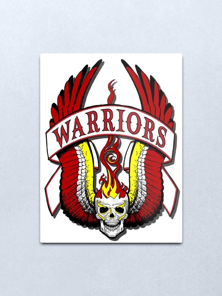 The Warriors movie logo.