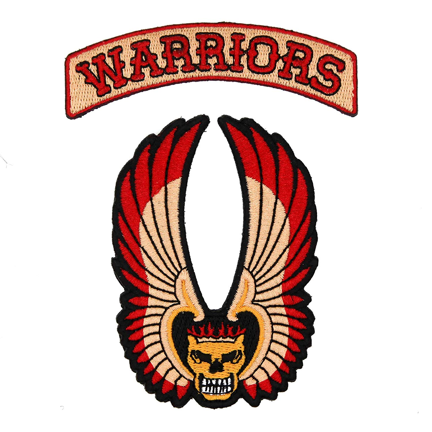 NEO Tactical Gear The Warriors Movie Patch Set.