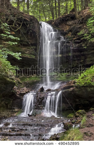 Cascade Stock Images, Royalty.