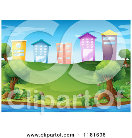 Waterfront clipart #10