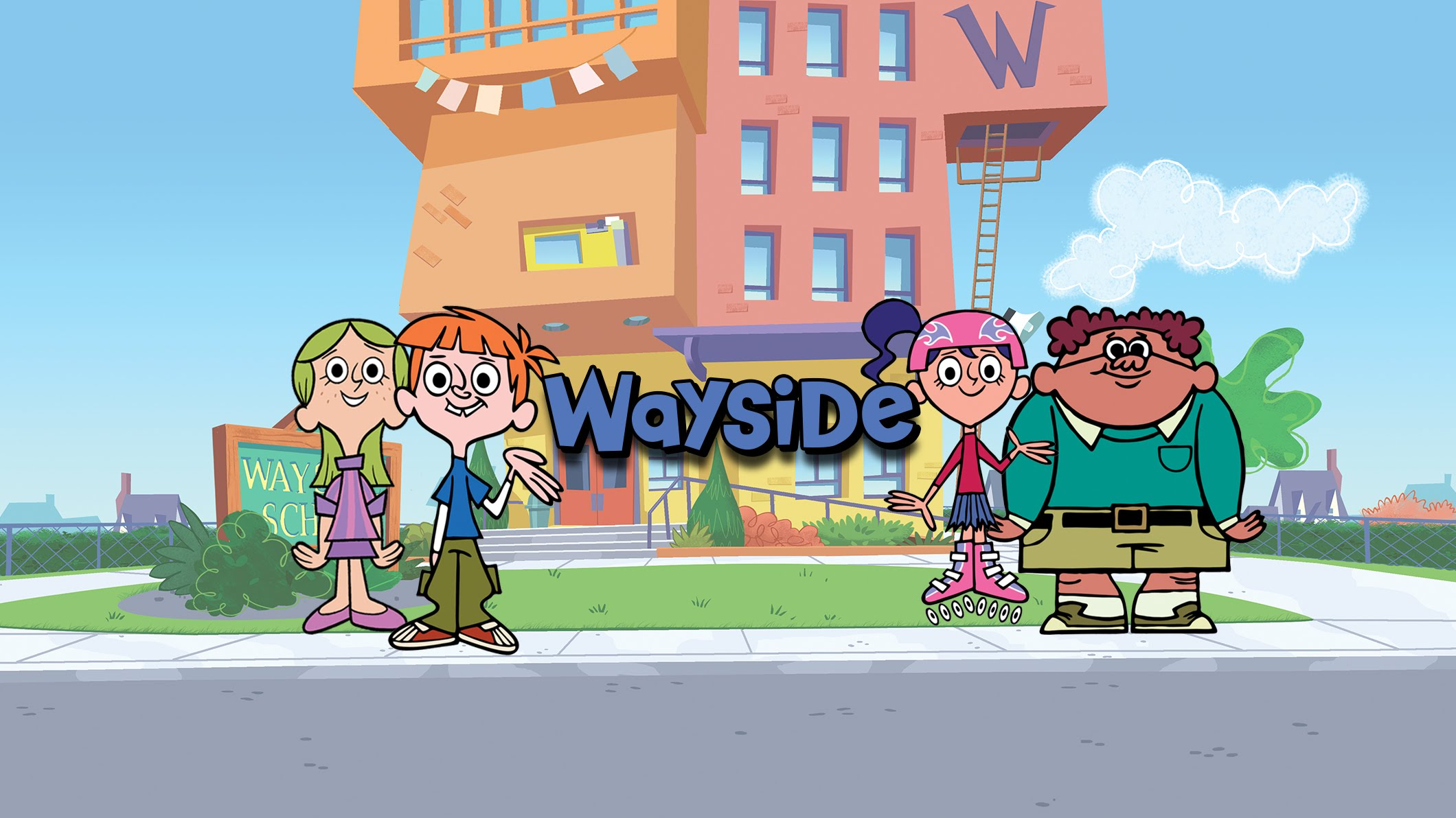 Welcome to the Wayside.