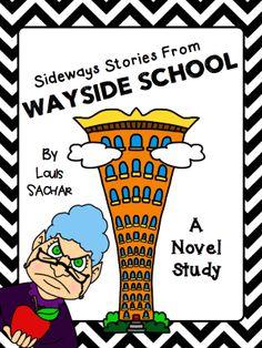 Wayside School Clipart.