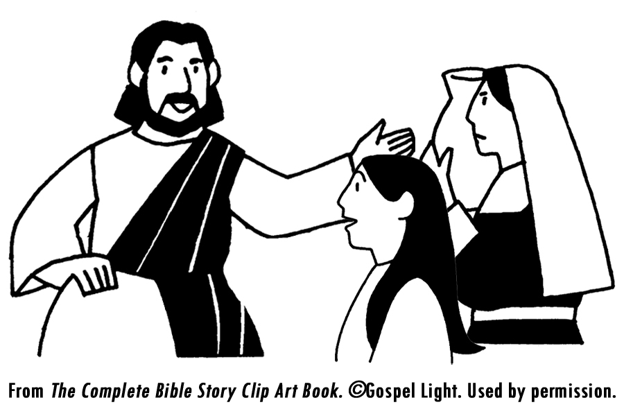 Download bible story a wedding in cana clipart Marriage at.