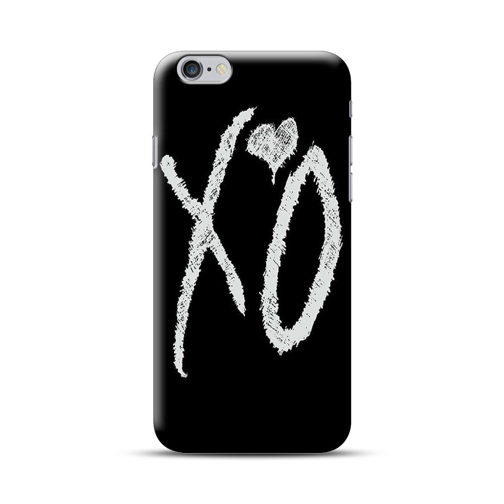 Xo Logo The Weeknd iPhone 6 Plus / 6S Plus Case.