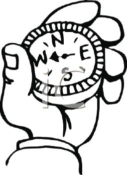 West Clip Art.