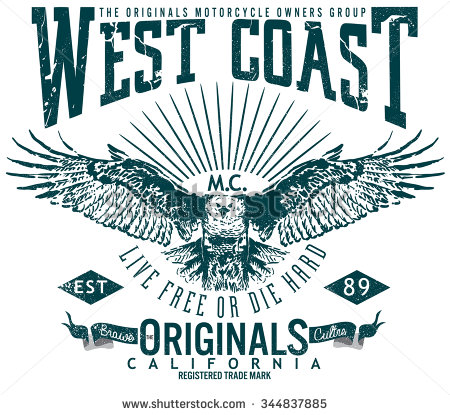 West Coast Clipart.