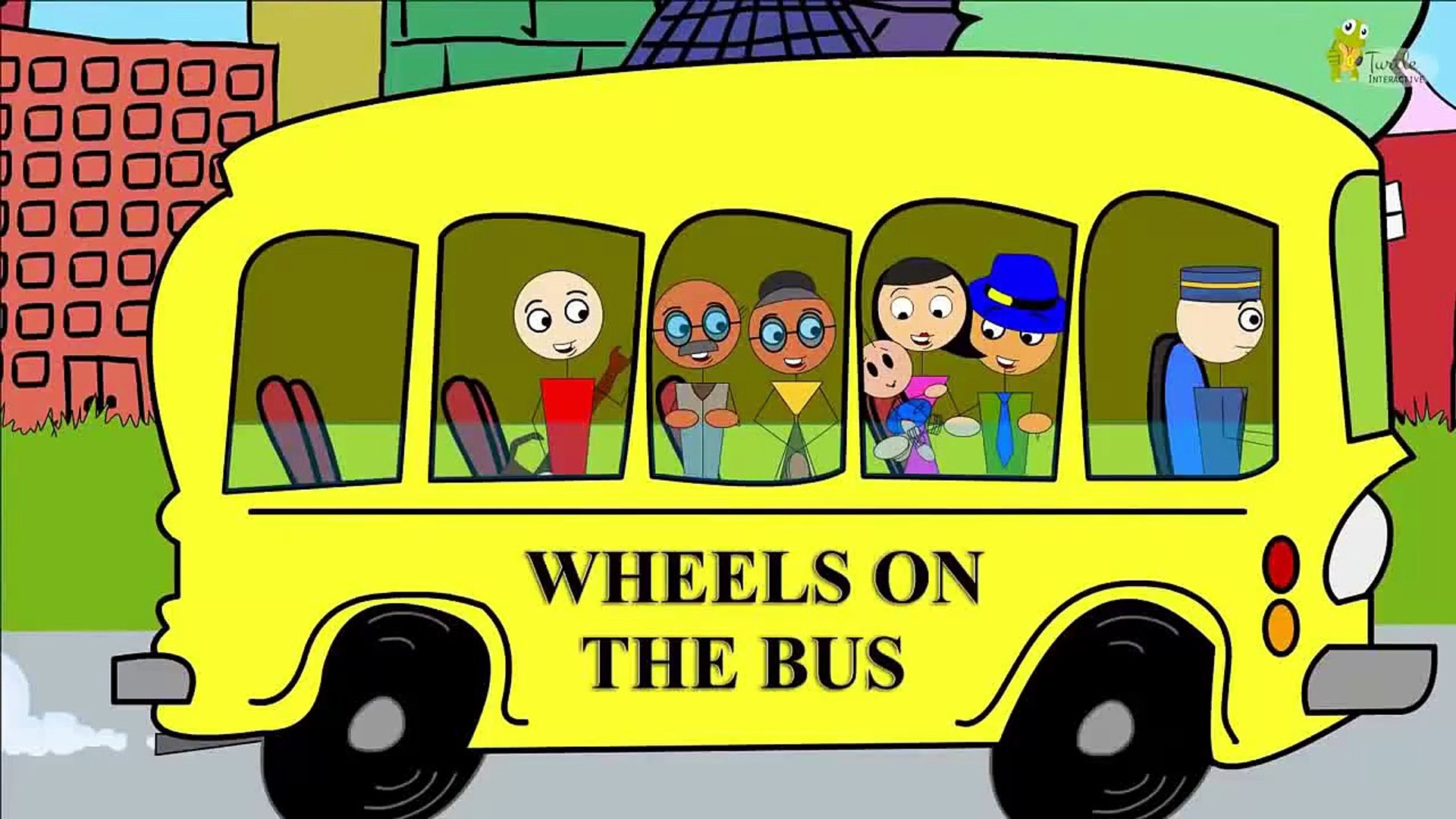 Wheels On The Bus.