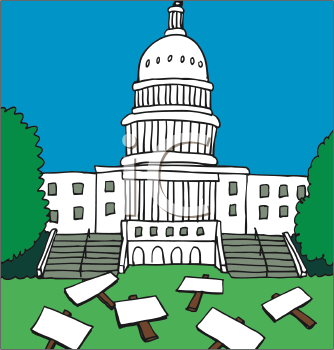 White House Clipart.