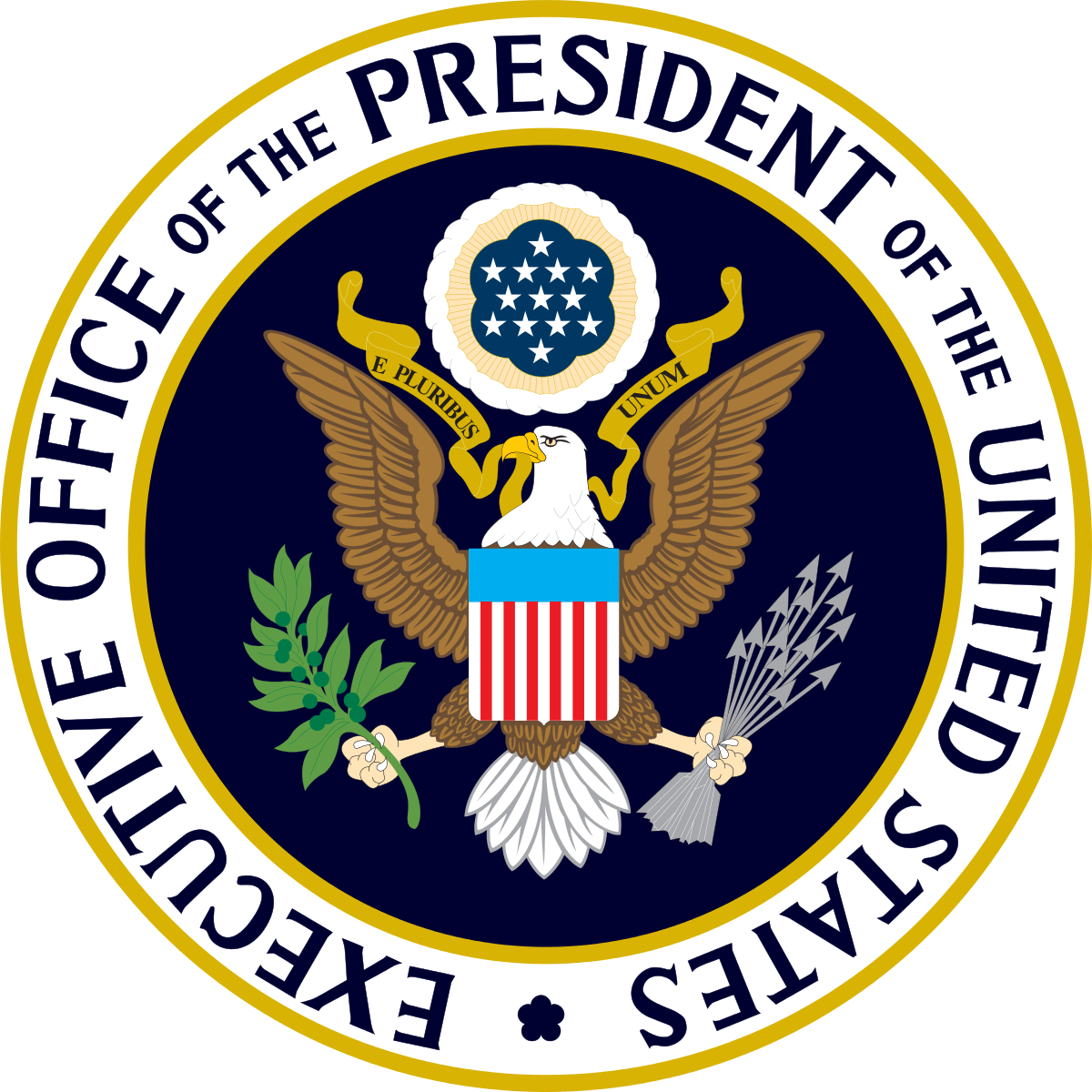 Executive Office of the President of the United States.