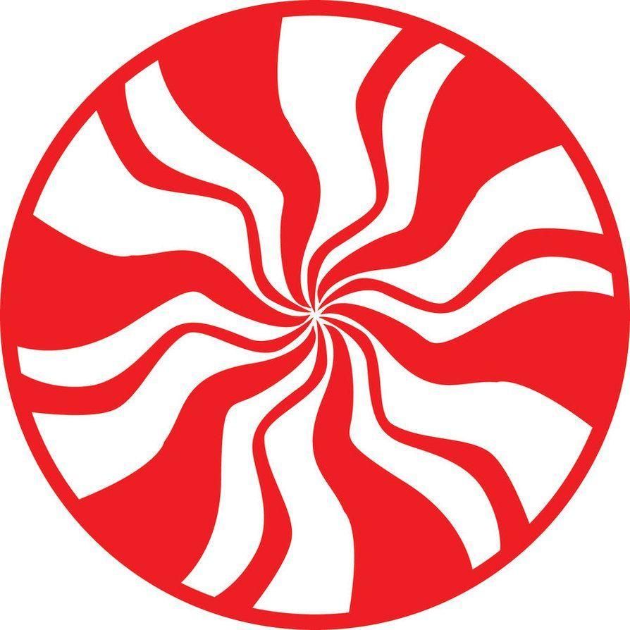 The White Stripes Logo.