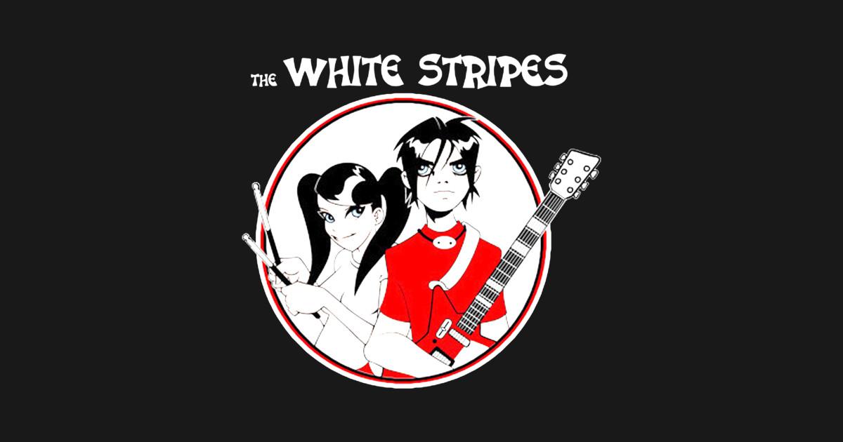 the white stripes by urashi.