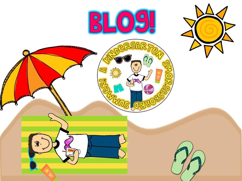 A Kindergarten Smorgasboard Summer Bucket List!.