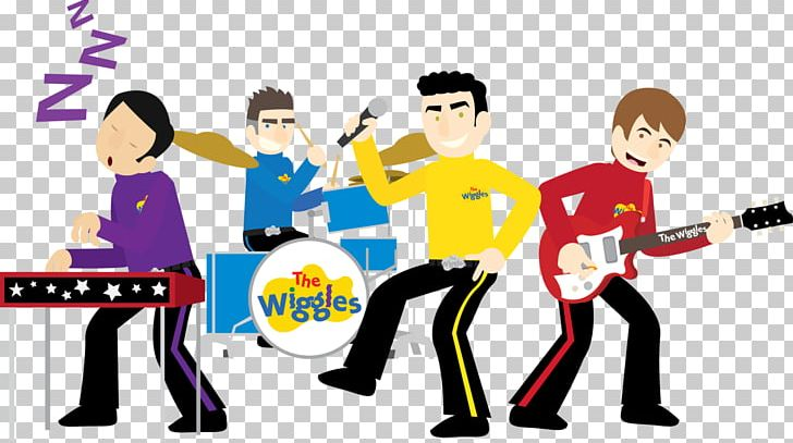The Wiggles Wiggles Dance PNG, Clipart, Cartoon, Clip Art.