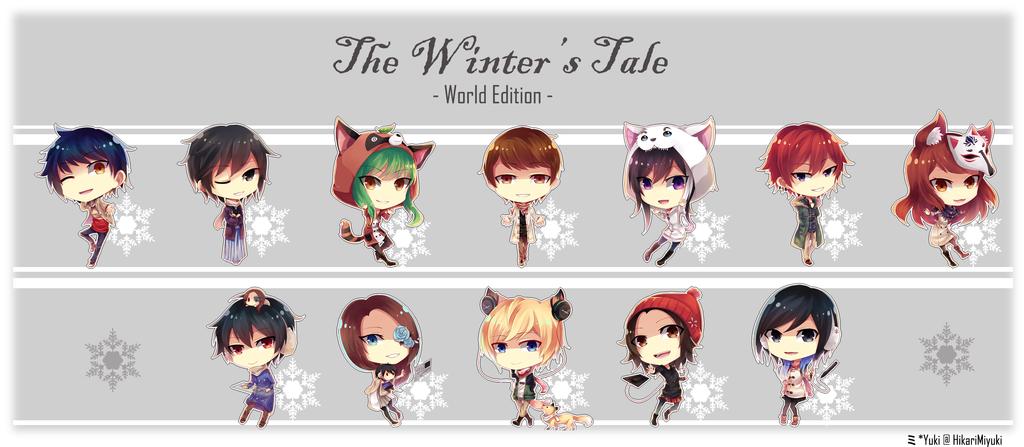 CHORUS] The Winter's Tale.