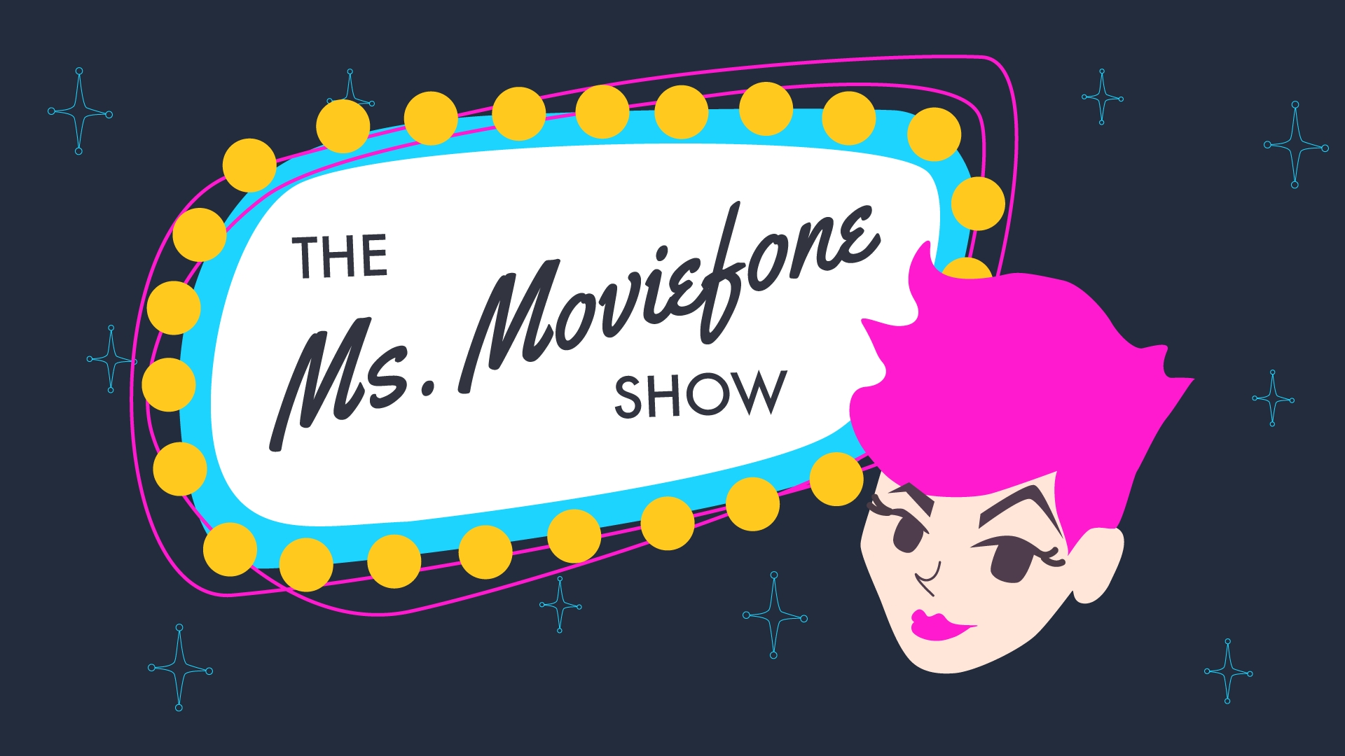 "Moviefone™ Announces the First Season of ""THE MS. MOVIEFONE."