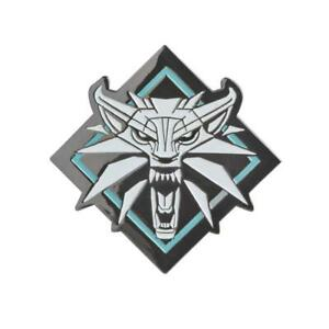 Details about The Witcher Logo Pin.