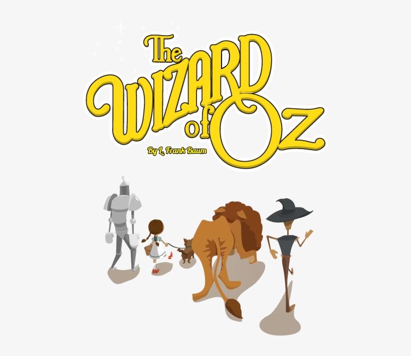 Wizard Of Oz Clipart Logo.