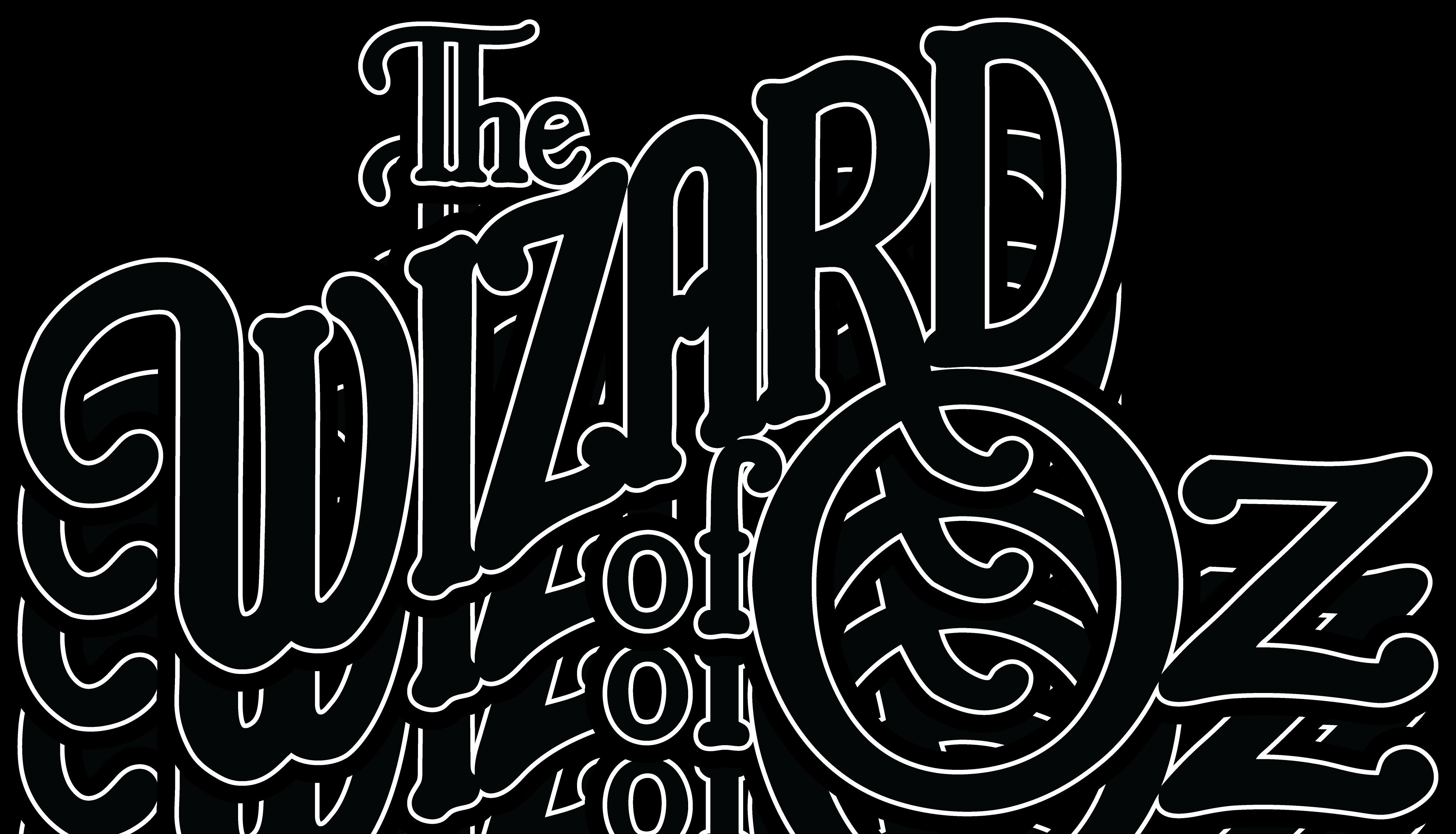 The Wizard of Oz Toto Professor Marvel Logo.