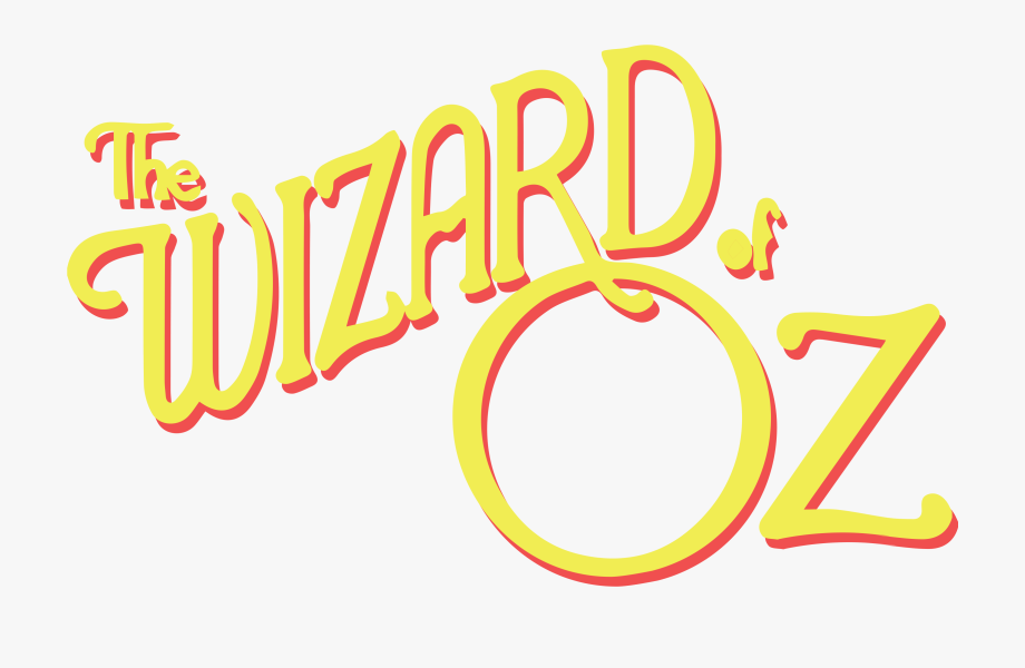 Wizard Of Oz Title Png , Transparent Cartoon, Free Cliparts.