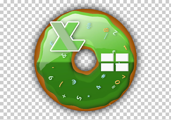 Doughnut ICO Microsoft Word Icon, Cookies PNG clipart.