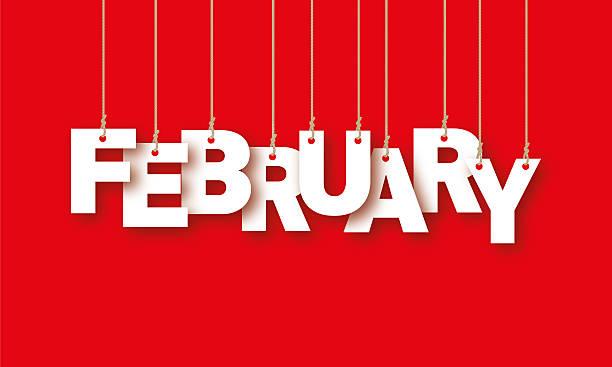 free february clip art.