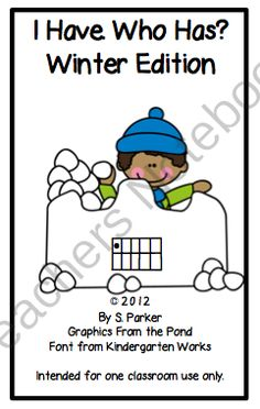 FREE CVC Word Builders Game with cute snowmen theme! Check out my.