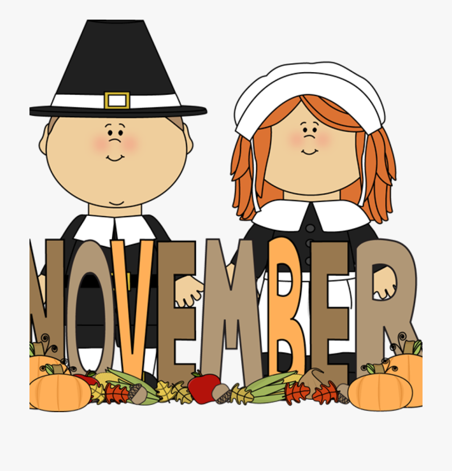 Word Clip Art Free Free Month Clip Art Month Of November.