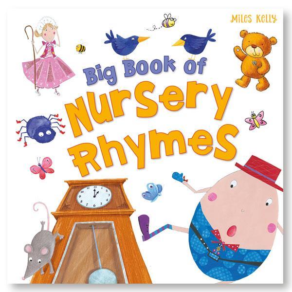 Big Book of Nursery Rhymes.