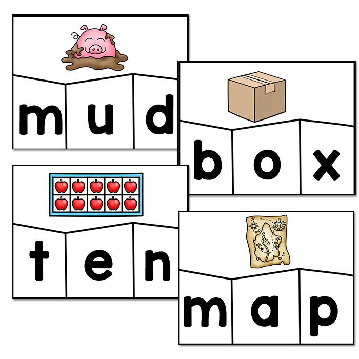 Puzzle Center Clipart.